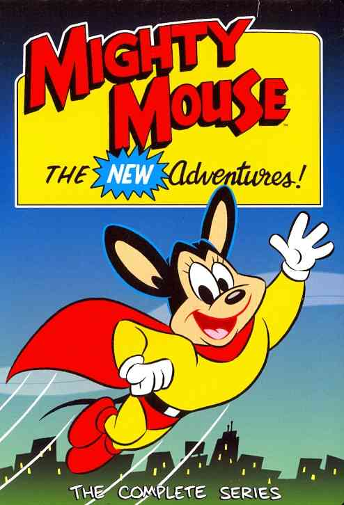 MIGHTY MOUSE:NEW ADVENTURES THE COMPL BY MIGHTY MOUSE (DVD)