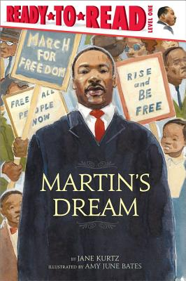Martin's Dream By Kurtz, Jane/ Bates, Amy June (ILT)