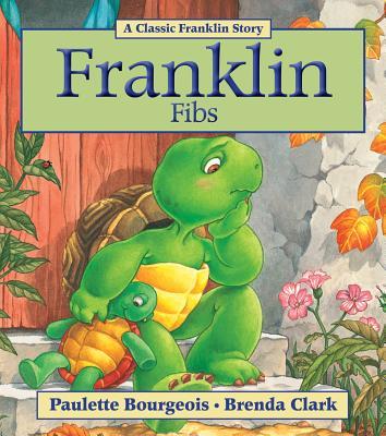 Franklin Fibs By Bourgeois, Paulette/ Clark, Brenda (COR)